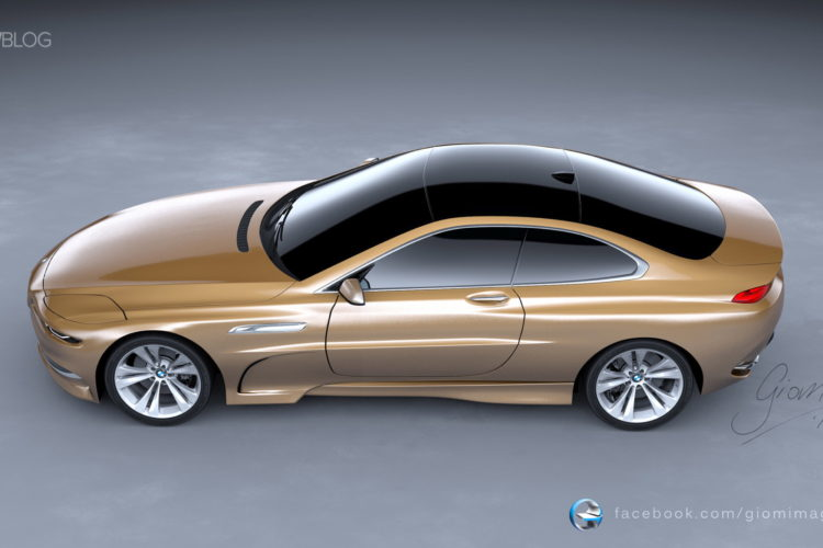 BMW 8 Series rendering tribute 12 750x500