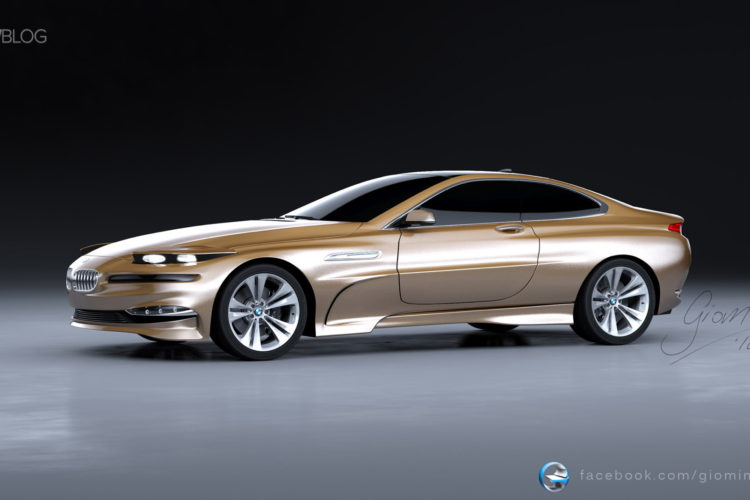 BMW 8 Series rendering tribute 17 750x500