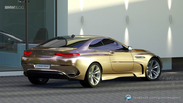 BMW 8 Series rendering tribute 5 750x423