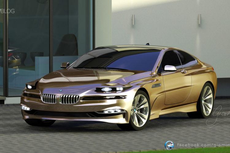 BMW 8 Series rendering tribute 7 750x500