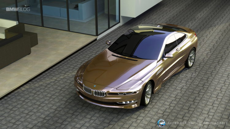 BMW 8 Series rendering tribute 9 750x423