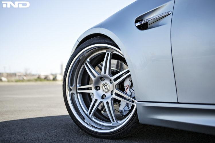 BMW E92 M3 Convertible Gets New Wheels 4 750x500