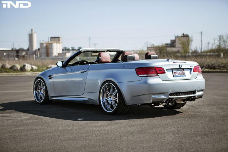 BMW E92 M3 Convertible Gets New Wheels 6 750x500