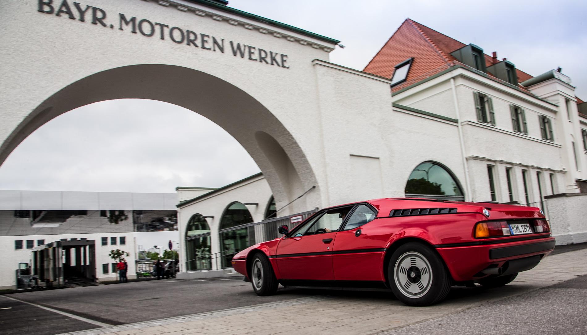 BMW Group Classics Munich 9