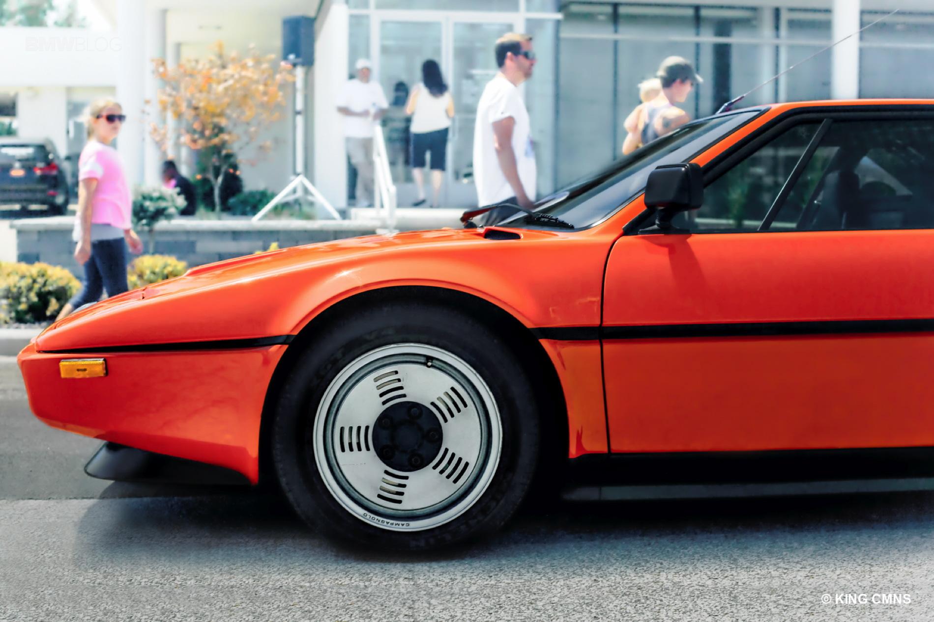 BMW M1 images 2016 8