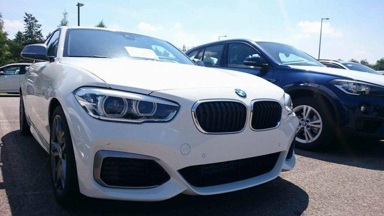 BMW M140i 2016 340 PS B58 weiss 01 750x422