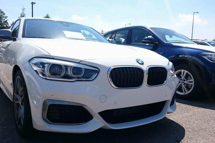 BMW M140i 2016 340 PS B58 weiss 01 750x500