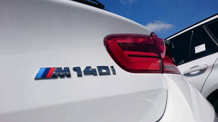 BMW M140i Hot Hatch Comparison Makes A35 AMG Look Bad