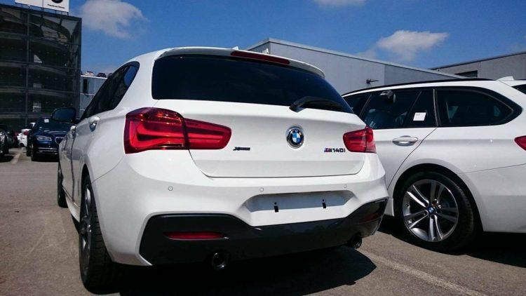 BMW M140i 2016 340 PS B58 weiss 06 750x422