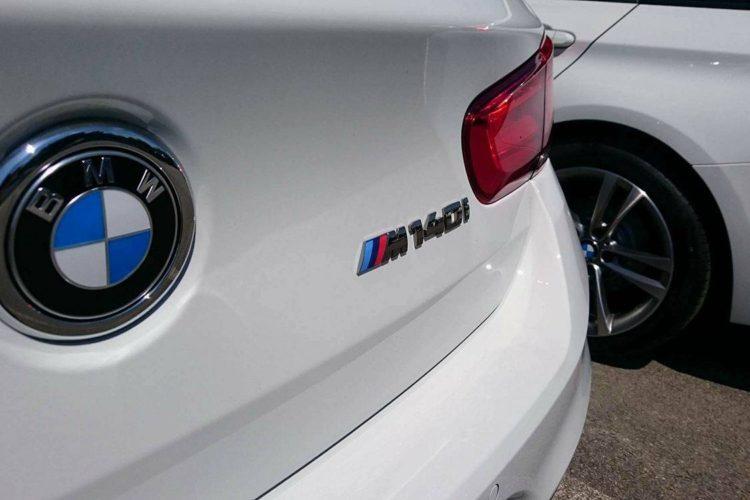 BMW M140i 2016 340 PS B58 weiss 10 750x500