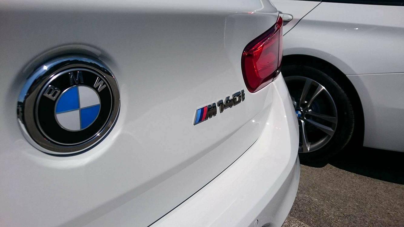 BMW M140i 2016 340 PS B58 weiss 10