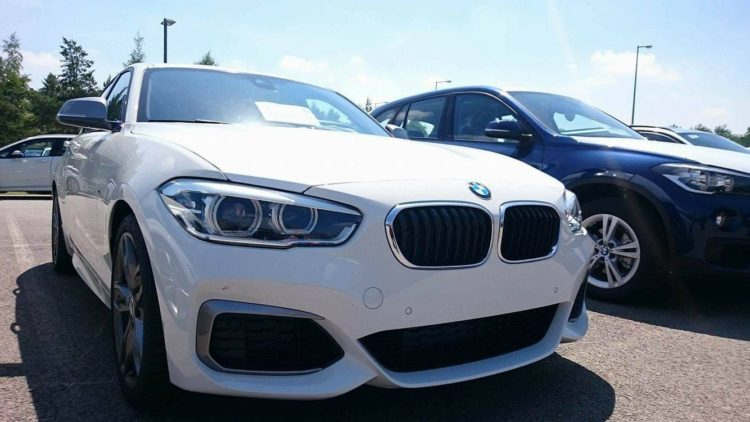 BMW M140i 2016 340 PS B58 weiss 12 750x422