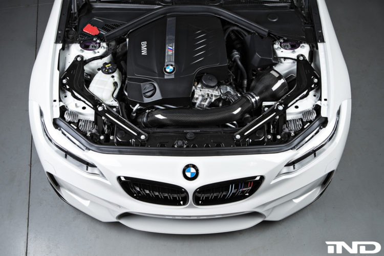 BMW M2 Gets A Carbon Intake Installed By IND Distribution 2 750x500