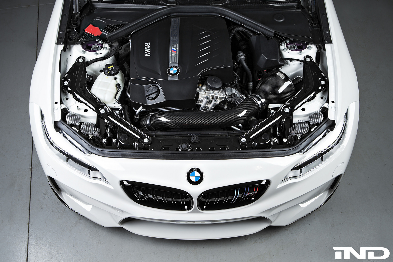 BMW M2 Gets A Carbon Intake Installed By IND Distribution 2