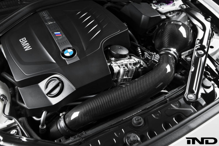 BMW M2 Gets A Carbon Intake Installed By IND Distribution 4 750x500