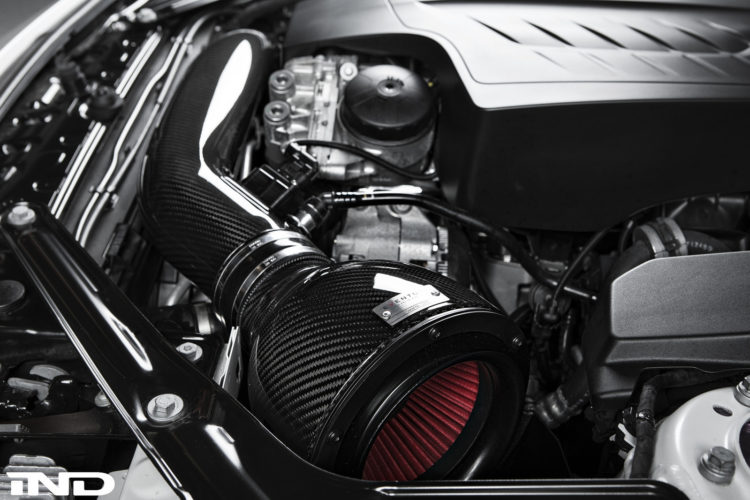 BMW M2 Gets A Carbon Intake Installed By IND Distribution 7 750x500