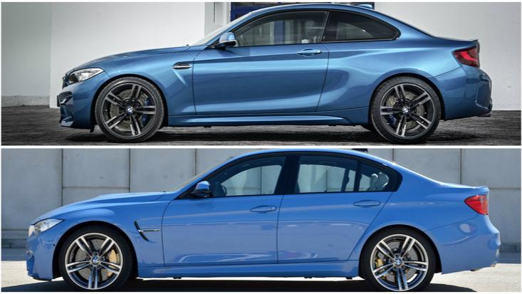 BMW M2 M3