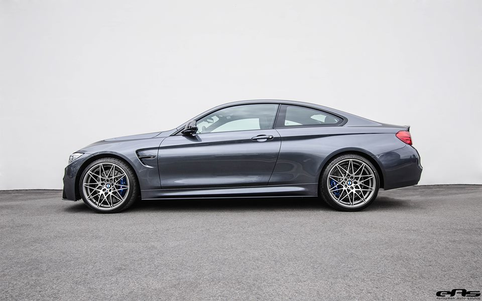 Bmw M4 Competition Package Gets Some Aftermarket Upgrades