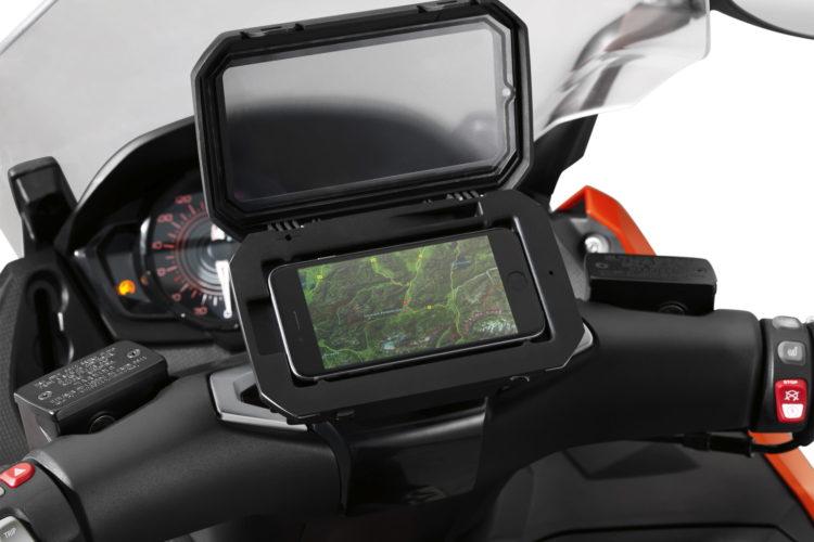 BMW Motorrad Smartphone Cradle 4 750x500