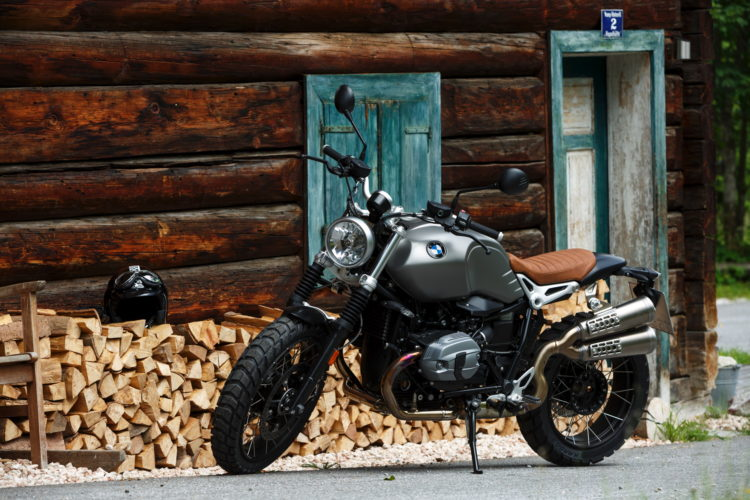 BMW R nineT Scrambler images 166 750x500