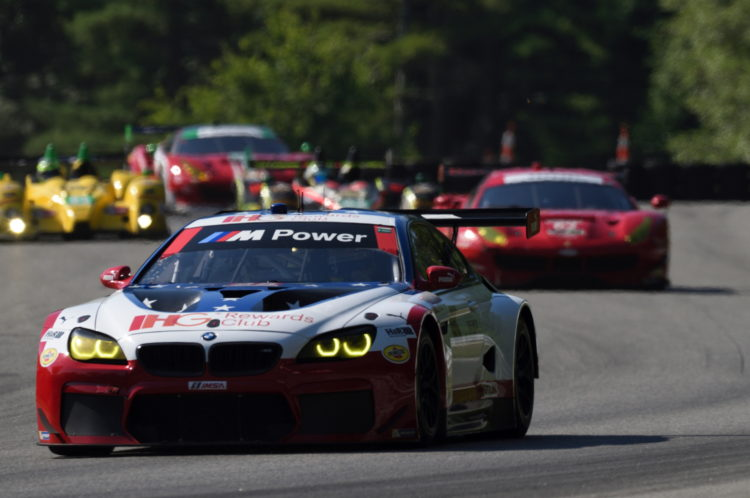 BMW RLL Northeast Grand Prix 14 750x498