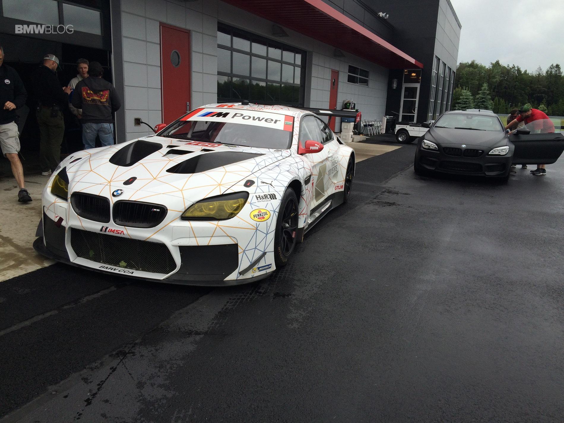 BMW driverless racing cars 3