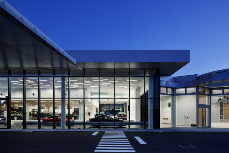 BMW driving center Japan 4 750x500