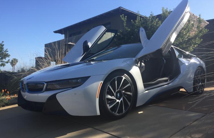 BMW i8 long term review 1 750x484