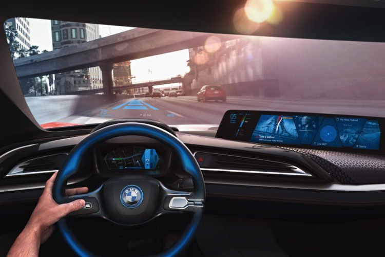 BMW self driving car 2021 1 750x500