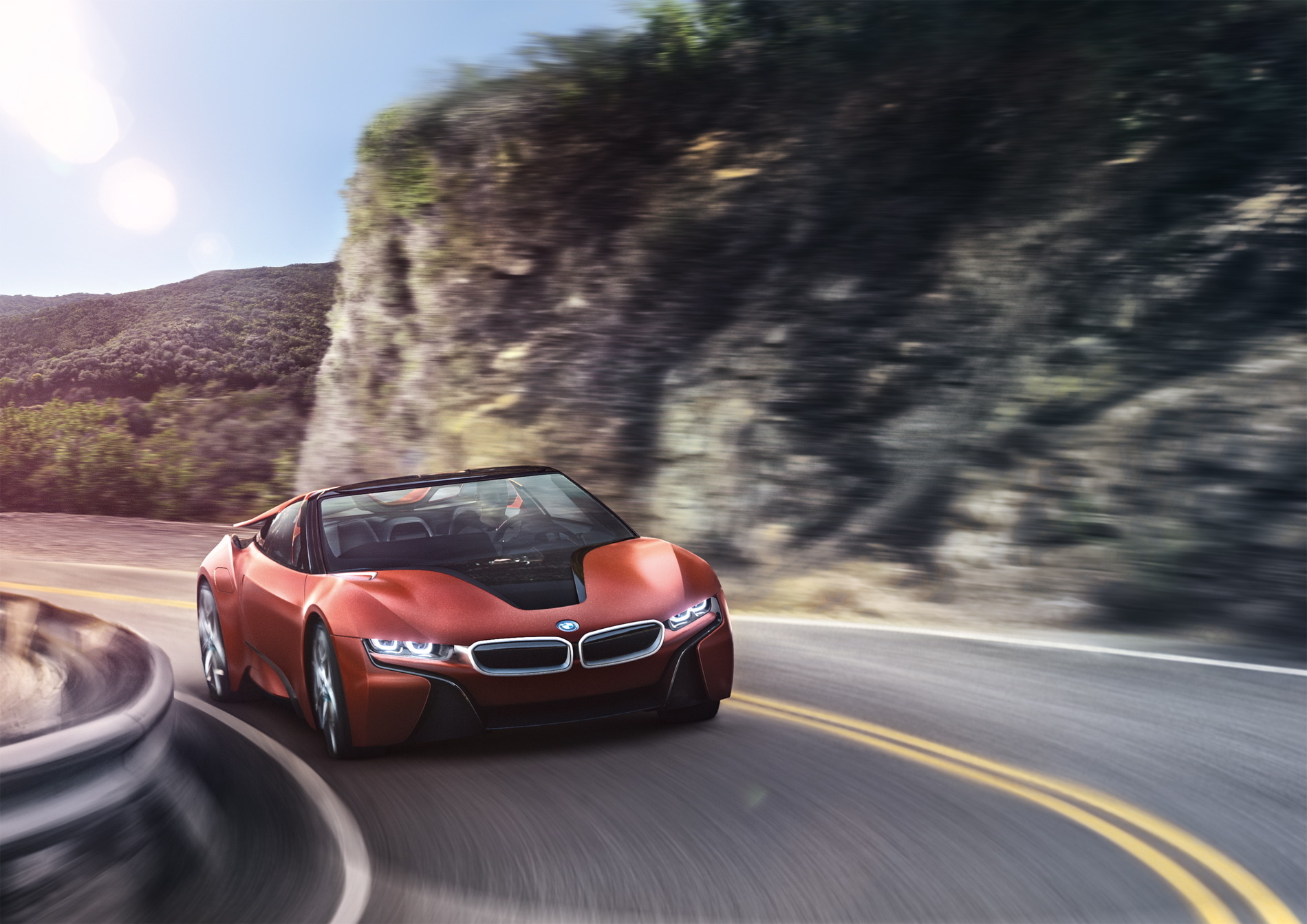 BMW self driving car 2021 2