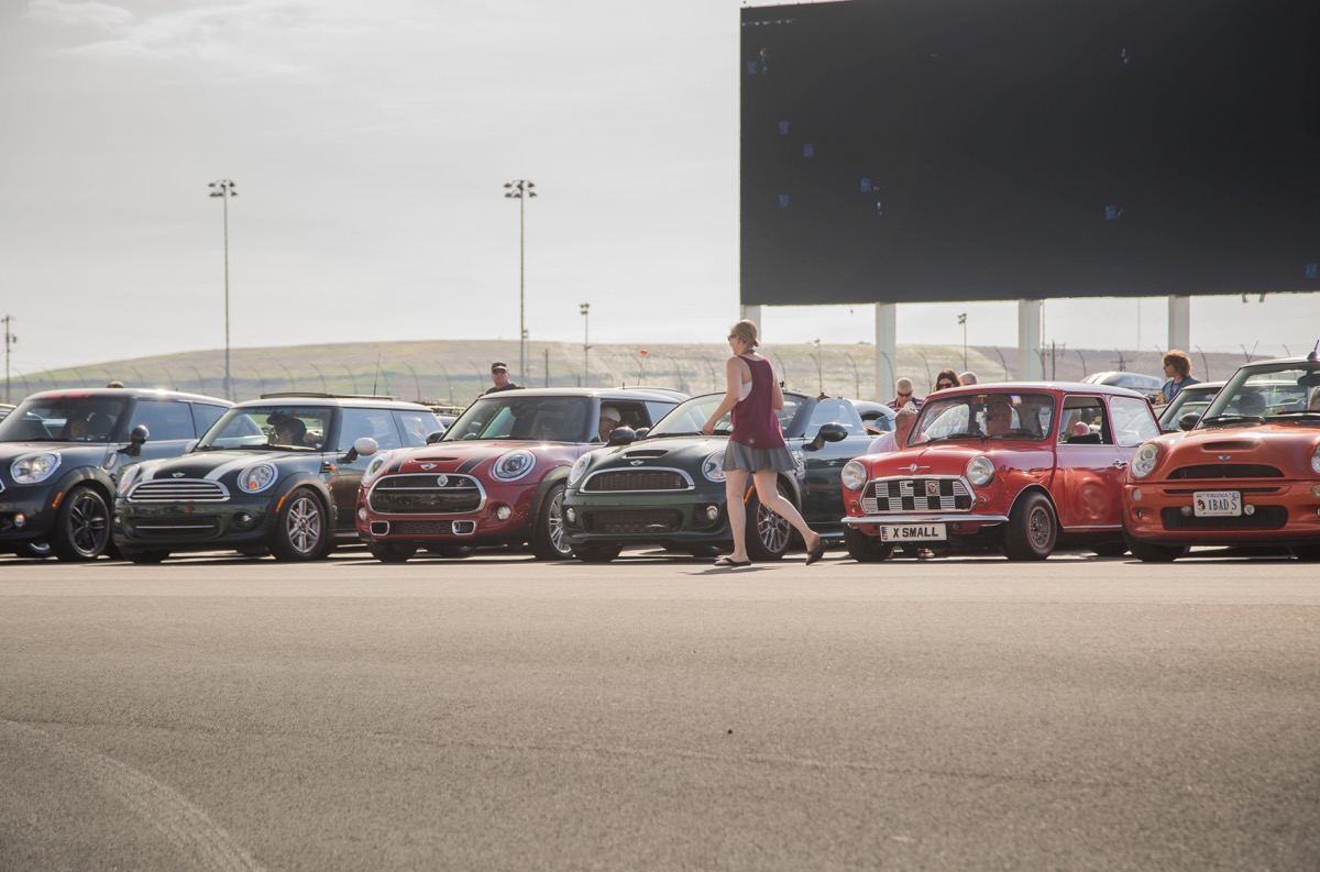 MINI Takes the States 20168