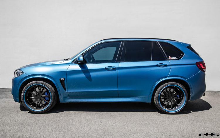 Matte Blue BMW X5 M Build Showcase