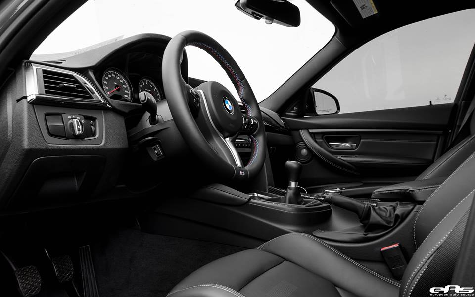 Nardo Gray BMW M3 18