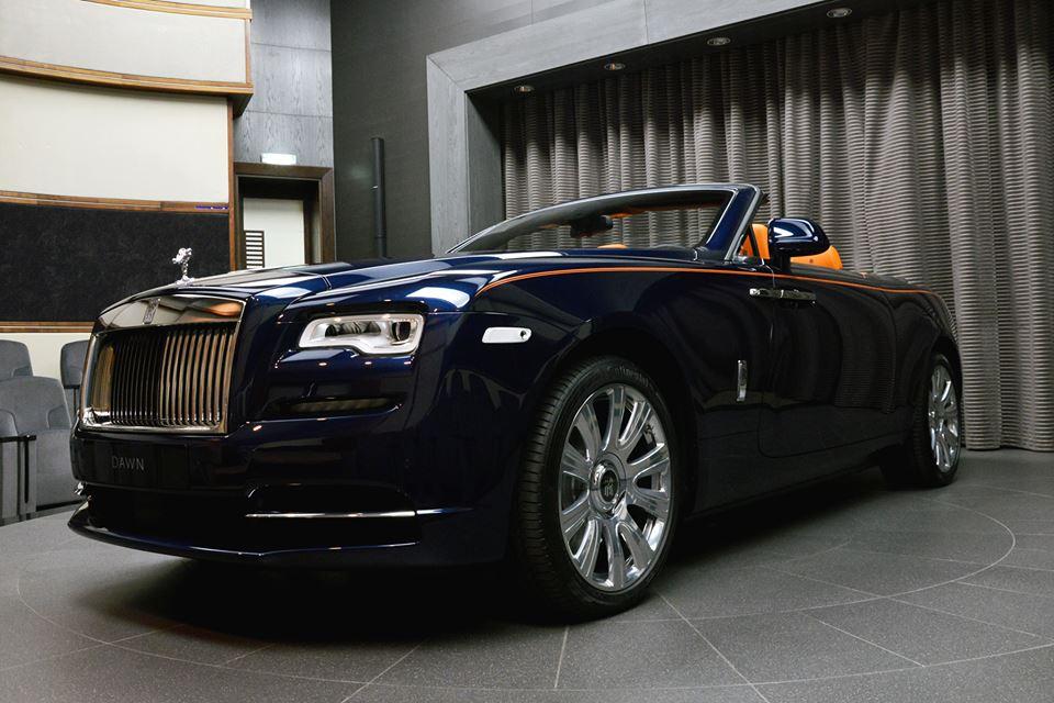 Rolls Royce Dawn AD 1