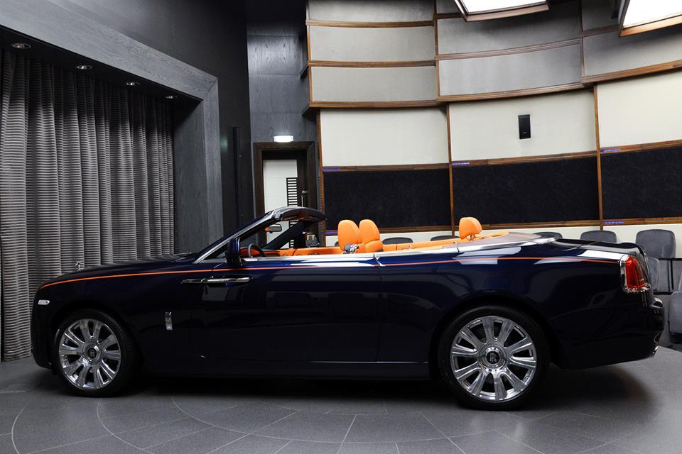 Rolls Royce Dawn AD 27