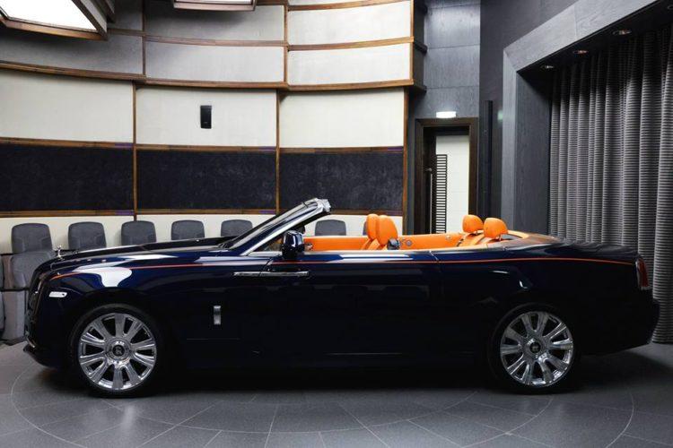 Rolls Royce Dawn AD 7 750x500