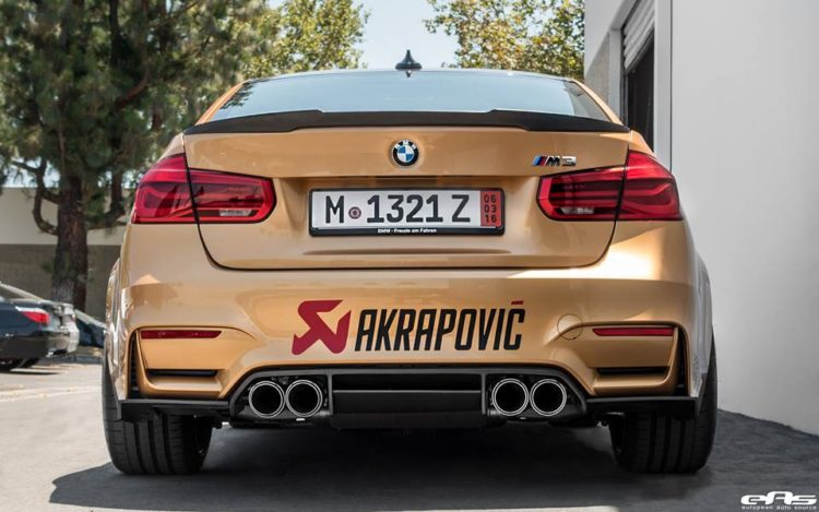 Sunburst Gold BMW M3 13 750x469