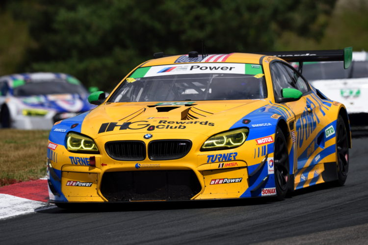 Turner Motorsport BMW M6 GT3 win 126 750x500