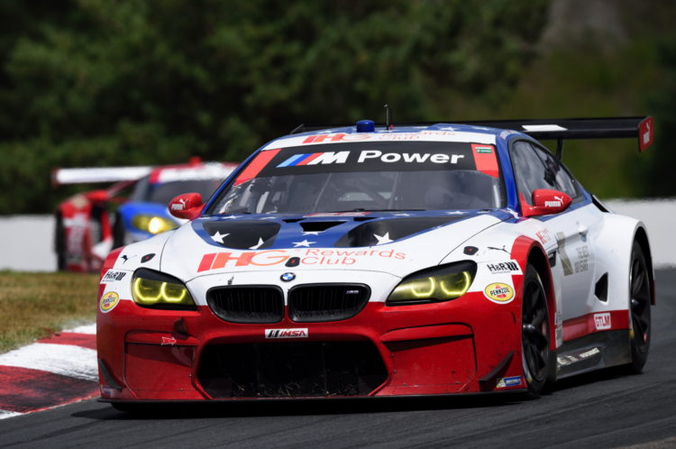 Turner Motorsport BMW M6 GT3 win 137 750x498