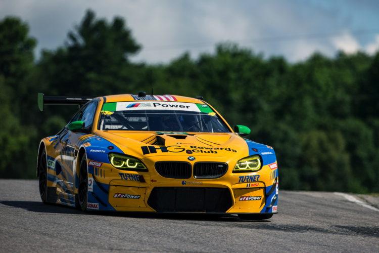 Turner Motorsport BMW M6 GT3 win 31 750x500