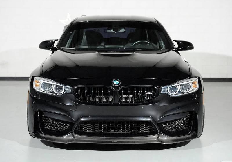 Vorsteiner BMW M3 GTS 4
