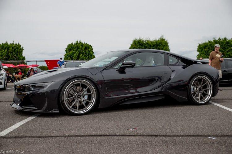 Vorsteiner BMW i8 Black 6 750x500