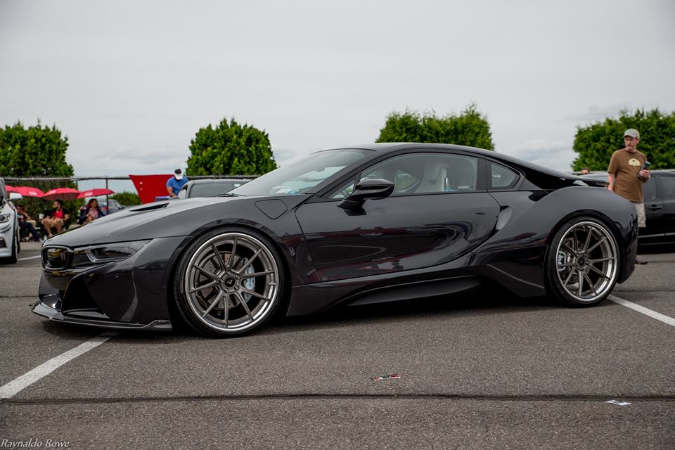 Vorsteiner Bmw I8 Is An All Black Affair