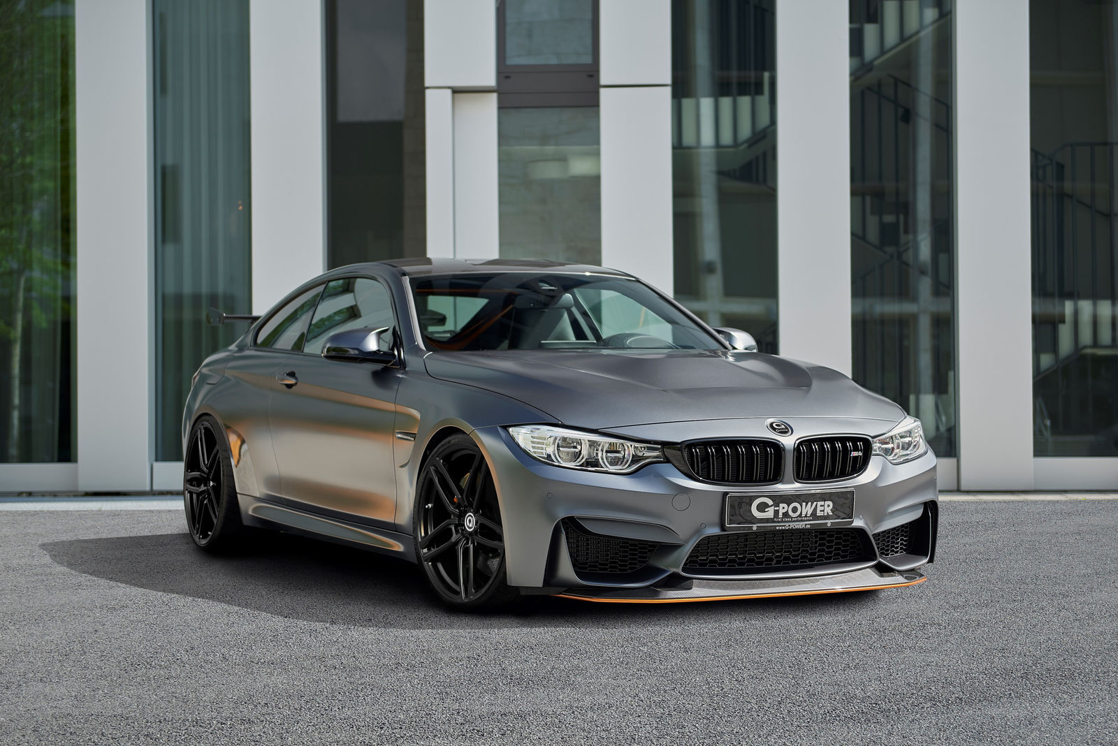 Coupe Series bmw m4 f82 G-Power Unveils A 615hp BMW M4 GTS Upgrade