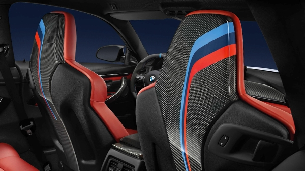 New Bmw M Performance Parts For The M3 And M4