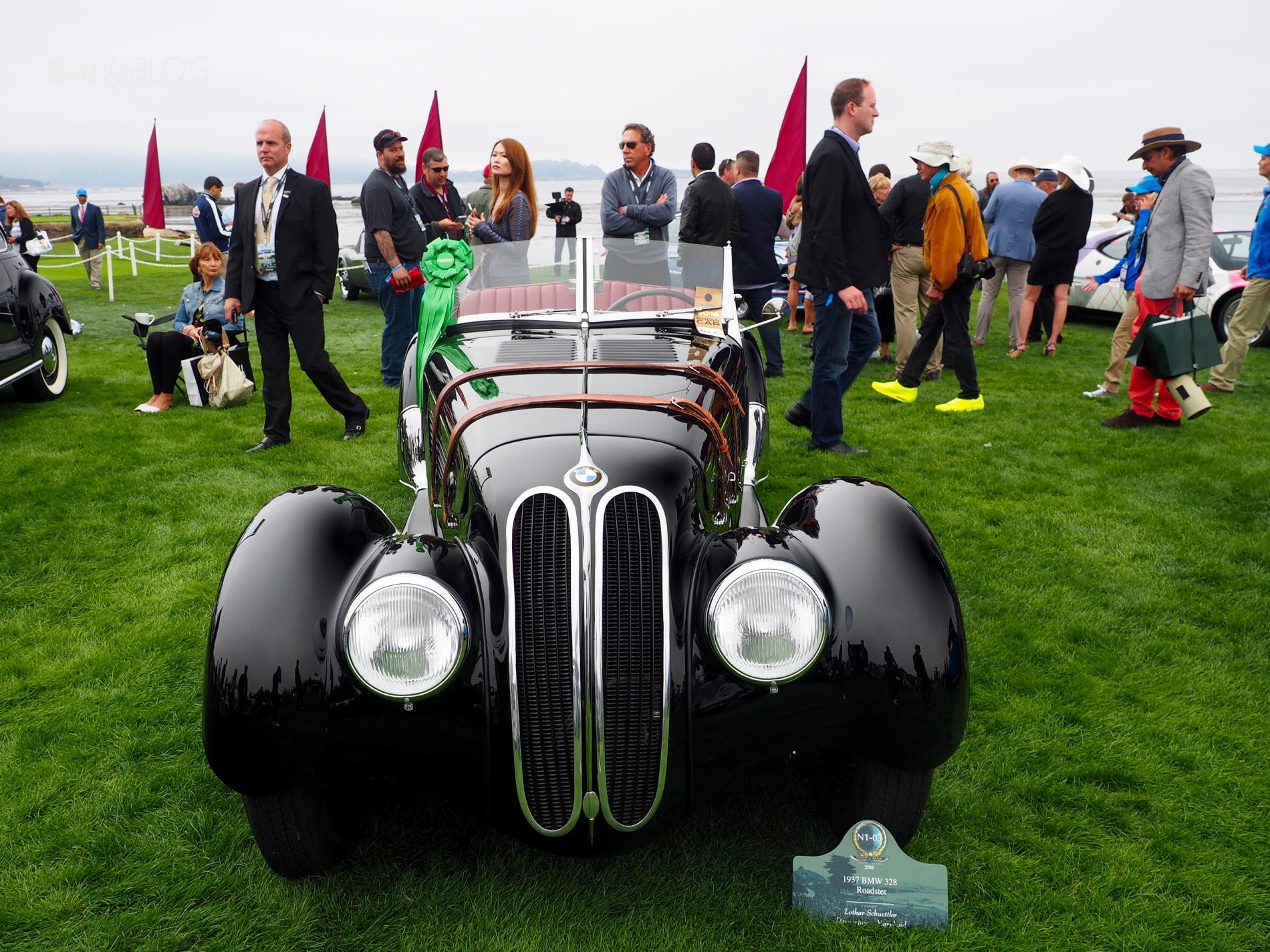 1937 BMW 328 Roadster 1