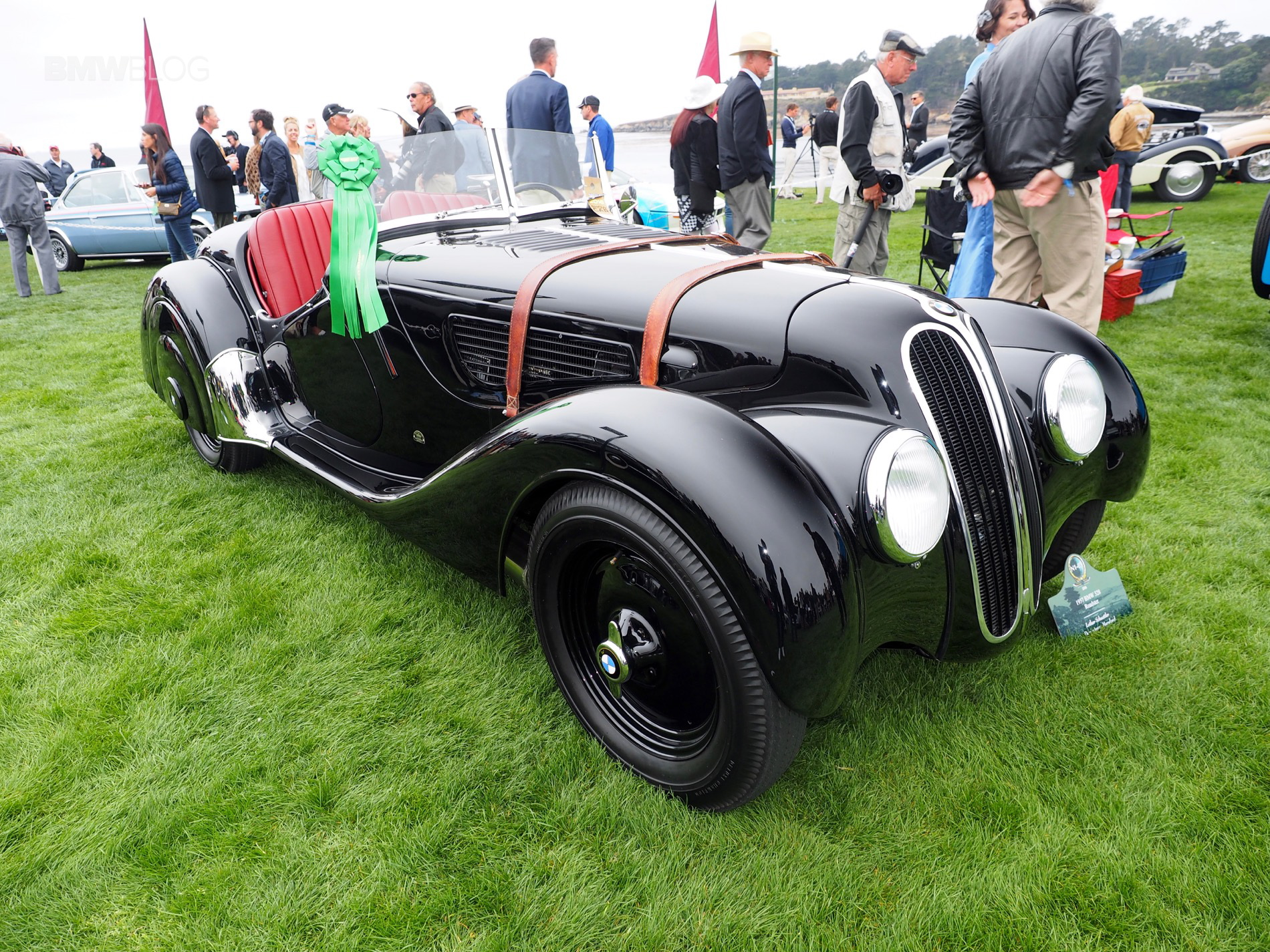 1937 BMW 328 Roadster 8