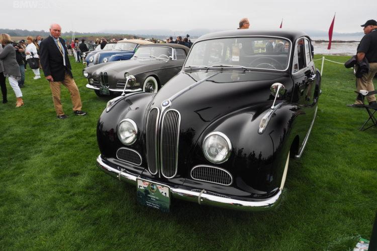 1956 BMW 501 Sedan 4 750x500