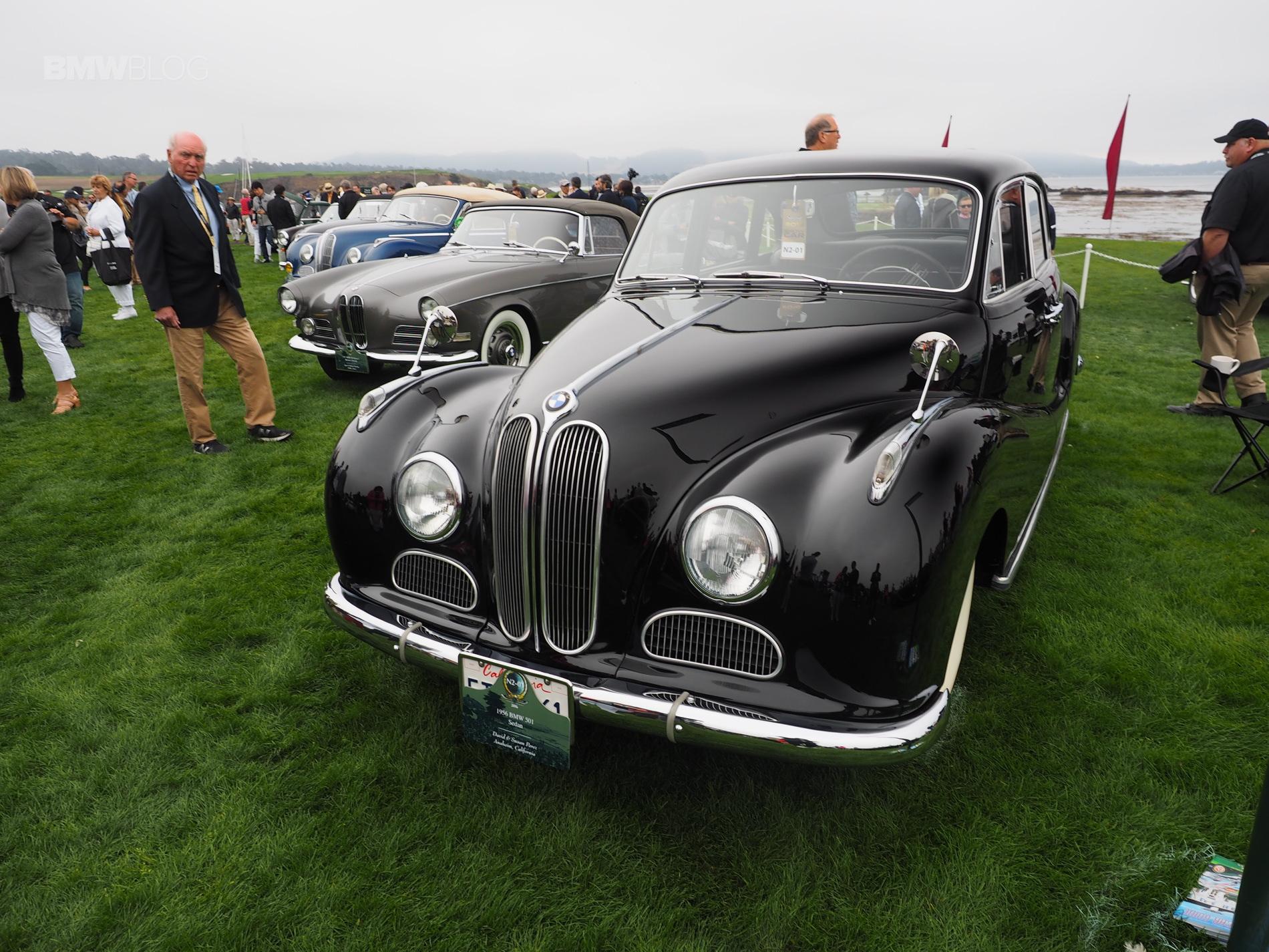 1956 BMW 501 Sedan 4