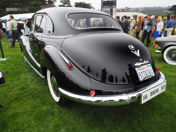 1956 BMW 501 Sedan 6 750x563